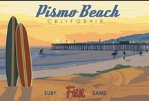 Travel Tuesday - Pismo Beach / All the best travel spots, things to do, places to see, and more in Pismo Beach! / by Pismo Beach - California