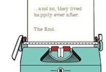 Writer Writing Writes / Writing, editing, ruling.