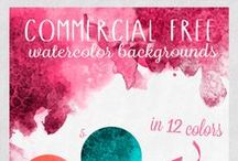 Downloadable Creative resources / FREEBIES (& not only): resources for designers & creatives, including graphic design, illustration and creative freebies & downloads, i.e., templates, mockups, printables, brushes, patterns, backgrounds etc.  (Please don't pin informational posts, lets leave this for download material!)