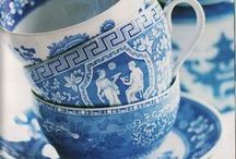 Tea Cups For Raindrops