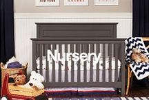 Nursery / Whether you need newborn essentials or you're decorating a toddler's room, find baby gear and more here. / by Overstock