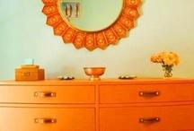 orange / by Daniella Woolf