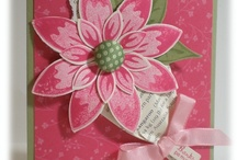 StampinUp cards / by Vickie Hooker