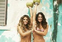 TONE IT UP / TIU girls. #Toneitup with Karen & Katrina / by Maaji Swimwear