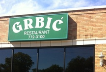 Grbic Restaurant / Opening its doors on February 14, 2002, Grbic Restaurant continues to be family owned and operated.