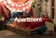 Apartment / Small space, big style! Don't let square footage stop you from creating a space you love. Here are ways to make even the smallest house a home. / by Overstock