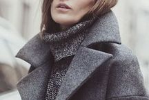 Cold Weather Formula | Winter Style / Classic winter styles that'll keep you cozy chic.