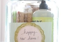 Warming the House / Ideas for newlyweds or housewarming gifts. / by Deana Irvine