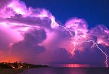 Terrific lightning / This kind of weather makes terrific images! / by Marjolein Peters