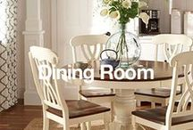 Dining Room / Your dining room hosts everything from everyday meals to holiday entertaining, and an inviting design will make every one of those events special. Find inspiration for your dining space here. / by Overstock