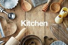 Kitchen / This is the place to find recipes, cookbooks, kitchen decor ideas, and the best kitchen supplies online. / by Overstock