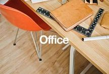 Office / We are here to offer inspirations for transforming your boring cubicle into an office style that you'll admire. Whether you're into contemporary minimalist or traditional classic looks, every place you dwell should express your style and personality.   / by Overstock