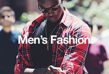 Men's Fashion / Clothes, shoes, watches, and more for stylish gentlemen. / by Overstock
