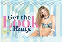 GET THE LOOK / Inspire and shine!  / by Maaji Swimwear