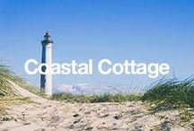 Coastal Cottage / Whether you're decorating a house by the shore or you're just dreaming of days at the beach, find decor inspiration for a nautical-inspired home here. / by Overstock