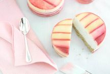 Sweet #sweet #desserts / by Audrey Demarre