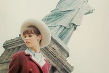 Vintage NYC Photography and Fashion / by Sara