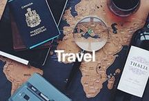 Travel / Get ready for adventure with the right luggage and travel supplies. What's your destination? / by Overstock