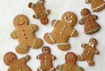 Christmas Cookies / One of the best things about Christmas is the cookies! We share our favorite recipes to get you in the holiday spirit! / by Family Circle Magazine