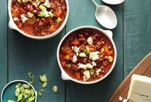 Soups & Stews / A collection of our favorite soups and stews! / by Family Circle Magazine
