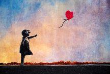 Banksy & Street Art