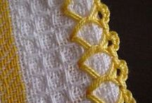 Crochet-Edgings / by Deana Irvine
