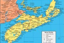 My Dream Vacation / Someday I am going to get to go to Nova Scotia. I want to see all if it I can!