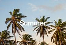 Summer / Make the most of your summer nights enjoying everything from backyard BBQs to camping and lounging by the pool to luxurious getaways. It's Summer 2016 and adventure is waiting! / by Overstock