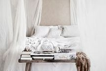 Shabby Chic / beautiful rooms, white, vintage, girly, feminine, soft, bedroom, dream room, house