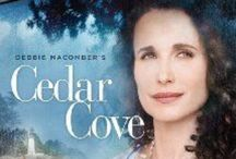Cedar Cove / A TV show based on books by Debbie Macomber ~ Quickly becoming one if my favorite shows.
