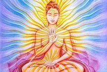Mantra's, mudra's & pranayama