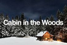 Cabin in the Woods / You've driven for hours to get to the mountains. Through the winding roads, past the pines and the lakes. You've reached your rustic retreat away from the hurly burly of everyday life.  / by Overstock