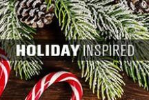 Holiday Inspired, Hearts Desired Homes by Kane's / Holidays are more than just a time of year, it's a feeling of joy, peace, and goodwill. From furniture to holiday accents and festive decor, may your home be filled with love and much more! / by Kane's Furniture