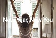 New Year, New You / Ideas and DIYs for a fabulous 2015. / by Overstock