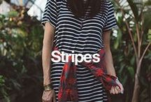 Stripes / Create the perfect look with these striped products and DIYS.  / by Overstock