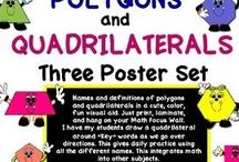 Geometry Math Ideas for K-4th Grade / This Pinterest Board is full of resources, lessons, task cards, technology, books, ideas, math classroom decor, activities, and more to help you teach GEOMETRY in fun and exciting ways. #mathteacher #classroommath #kindergartenmath #firstgrademath #secondgrademath #thirdgrademath #fouthgrademath #iteachmath #primarymathideas