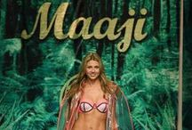 Plataforma K-SUMMER 2015 / The Green Scape 2015!!  Magic shots from our catwalk at Plataforma K.  Summer 2015 collection by Cámara Lúcida-March 12, 2015  / by Maaji Swimwear