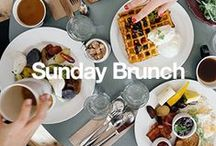 Sunday Brunch / Fresh air, sunny skies, and the scent of fresh waffles drifting through the air. Nothing beats a Sunday brunch.  / by Overstock