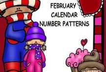Calendar Sets / Calendar Sets for your classroom. Lots of themes and ideas.