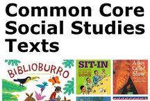 Books to teach Social Studies / Books to enhance and teach Social Studies skills.