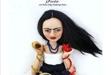 Inspiring frida kahlo / by Audrey Demarre