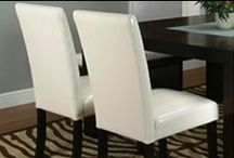 Chairs / Take a seat! From armchairs to barstools and everything in between, Kane's furniture has chairs that will make a bold statement in any home.