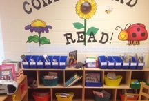 Classroom Library / Ideas and tips for classroom libraries that offer you ways to organize and set up your special place