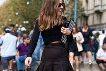 Black is Back / Pretinhos básicos que vão além do vestido.