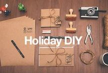 Holiday DIYs / Create the perfect gifts for friends, family members, and co-workers with these fun Holiday DIY projects.  / by Overstock