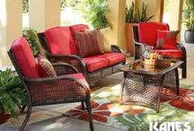 Hues For Your Home / Design your home with vibrant hues any time of the year! / by Kane's Furniture