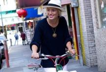 Le style au vélo
