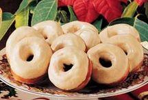 Doughnut Recipes / by Mimi
