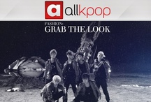 Grab The Look / by allkpop