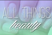 All Things Beauty & Health / Nail designs/color & makeup that compliment the colors of Diabolo.